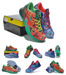 Wholesale cutting system - Multicolor kobe 8 VIII System Top Basketball Shoes for Cheap Classic KB 8s Mamba Assassin Easter Master Sports Sneakers Size 40-46