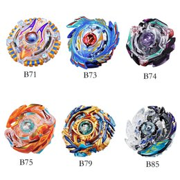 Wholesale toy for kids beyblade - Beyblade BB802 Booster Alter Spinning Gyro Launcher Starter String Booster Battling Top Beyblades B-48 B-66 Beyblade Toys for Kids