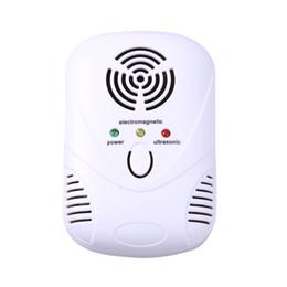 Controle eletrônico de baratas on-line-Ratos 110-250 v Eletrônico Ultrasonic Assassino do Mosquito Mouse Armadilha Repeller Ratos Insetos Pest Control Us / Eu Plug