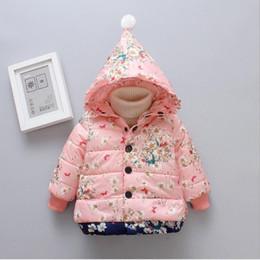 ca34850fa Direto da fábrica 2018 inverno novas meninas de algodão acolchoado crianças  de algodão infantil roupas de algodão jaqueta infantil atacado e varejo