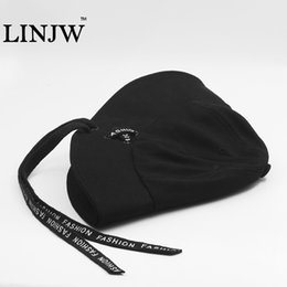 ladies dome hat style Coupons - LINJW 2018 Summer Woman Cotton Bucket Hat Casual Solid Color Spring for Women Lady Korea Style Hip Hop Outdoor Hat Wholesale