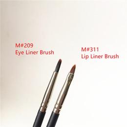 Canada MACJAPAN 209 Eye Liner / 311 Lip Liner Brush - Liner Define Liner à plis fins - Pinceau de maquillage pour la beauté Offre