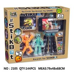Canada La nouvelle poupée méchante créatrice Stiikbot Zanmation Studio, cadeau d'anniversaire, cadeaux de Noël, jouets amusants, DHL livraison gratuite Offre
