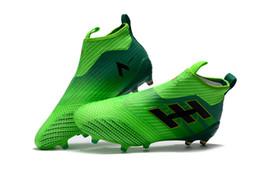 6aac7208272cc tacos de fútbol messi oro Rebajas Zapatos de fútbol Messi Black Gold ACE  17.1 Botas de