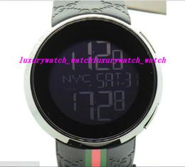 Роскошные наручные часы мужская коллекция черный резиновый ремешок 44 мм Ya114207 кварцевые мужские часы мужские часы высокое качество от