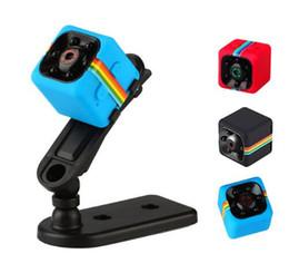 Canada SQ11 HD 1080 P Caméra Mini Vision Nocturne Sport Extérieure DV Enregistreur Vidéo Voice Action Camera Support TF Carte de dhl Offre