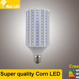Wholesale Pendant Spotlights - Super Bright LED Lamp E27 E40 40W 50W 60W 80W 110V 220V LED Lampada Corn Bulbs Pendant Lighting Chandelier Spotlight