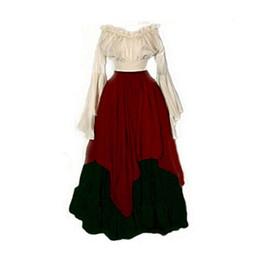 Vestiti vittoriani online-Costumi gotici del periodo vittoriano del periodo vittoriano in stile gotico