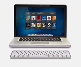Wholesale Pro Imac - MAORONG TRADING Ultra-thin Bluetooth wireless and wired keyboard for iMac 21.5 27 inch magic keyboard for Macbook Pro