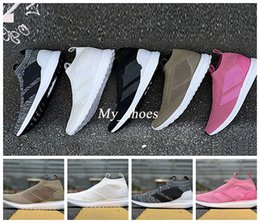 Wholesale Womens 16 - 2018 New ACE 16+ Pure Control Ultra Boost Running Shoes For Men Womens City Sock Boots Ultraboost Training Sports Shoes Trainers Sneakers