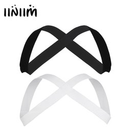 Canada iiniim Mens Cosplay Party Bondage Strong Nylon X-Forme Dos Élastique Épaule Corps Poitrine Muscle Harness Costumes Ceinture Offre