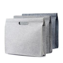 2019 сумка для ноутбука 12 дюймов Apple, ноутбук сумка для ноутбука 12/13/15 дюймов минимализм Felt Портфель для ноутбука для женщин командировка файл пакет ноутбук сумка дешево сумка для ноутбука 12 дюймов