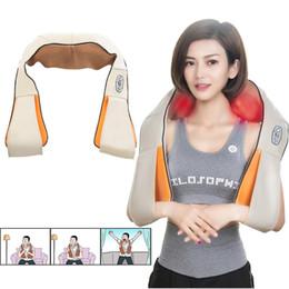 Scialli massaggi online-Nuovo scialle multifunzionale per massaggi che impreziosisce il collo e la spalla massaggiatore cervicale in vita