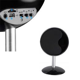 Deutschland Wifi Mini-Kamera-Bluetooth-Sprecher-Musik-Spieler-drahtlose Überwachungskamera HD 1080P mit Bewegungserkennungsunterstützung cheap security speakers Versorgung