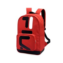 b4d9fa7c46 Brand designer Backpack Fashion Casual Unisex Travel Bag handbags Couple  Backpack Student Bag Computer Bag DHL Free Ship
