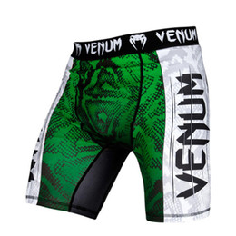 Wholesale mma wears - free shipping mma & boxing multipurpose stretchy sport wear shorts running and climbing muay thai shorts wholesale
