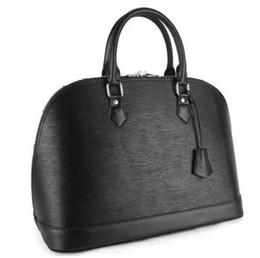 Wholesale girls zig - 2018 brand Celebrity Style Designer Brand Fashion Shell ALMA bags women's handbag evening bag Water ripple bag