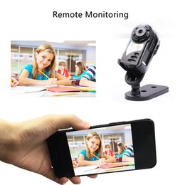 Wholesale Full Hd Pocket Camcorder - smallest pocket micro camera Full-HD innovage mini wifi camera Espia Camcorder Recorder Infrared Night Vision