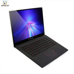ZEUSLAP Nuovo 15.6 pollici Intel Quad Core J3455 8 GB Ram 128GB SSD 1TB HDD 1920 * 108P IPS economico Netbook PC Notebook Computer portatile da