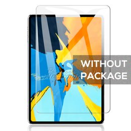 Para Ipad Pro 11 pulgadas Protector de pantalla de cristal templado Ipad Pro 11 pulgadas 12.9 pulgadas Película Anti-Scratch 9H 2.5D Tablet Protector de pantalla NO paquete desde fabricantes