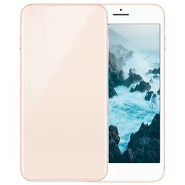 Wholesale Gold 256gb - Goophone i7 I8 Plus Quad Core MTK6580 1G 4G show 256GB 5.5 Inch 3G WCDMA Fake 4G LTE smartphone