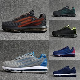 Wholesale green charcoal - 2018 Fashion 2019 Flair Men Running Shoes Classic Black blue green grey red white Charcoal Vapormax Runner Sport Athletic Sneaker Eur 40-45