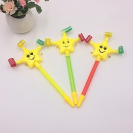 Wholesale Toy Plastic Dragons - Novelty Children Funny Toys Safety Resuable Eco Friendly Whistle Blow Out Dragon Plastic Cute Holiday Cheer Props Hot Sale 1 33hb B