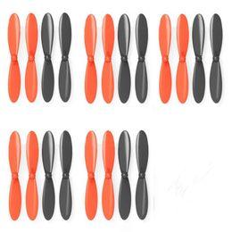 rc car fernbedienung empfänger Rabatt Hubsan H107L H107C H107D Propeller Ersatz Drone Blade Mail Requisiten für X4 Quadcopter Propeller RC Motoren Schwarz Hubschrauber rot gelb orange