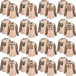 Tomas Tatar Ryan Reaves Vegas Golden Knights 2018 Camo Veterans Day Perron  Clayton Stoner Alex Tuch Erik Haula Nate Schmidt Hockey Jerseys tomas tatar  on ... 721382071