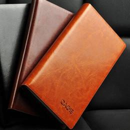 тонкая обложка книги Скидка A6 A5 B5 высокое качество pu кожаный чехол для похудения записей ноутбук 140 листов книга