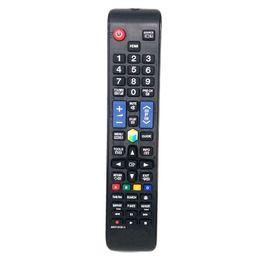 Контроллер smart tv онлайн-100pcs For Samsung TV Remote Control Controller Replacement Universal For Samsung LCD LED Smart TV