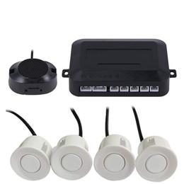 sensores de Radar y sonda de Marcha atr/ás sensores de Ayuda de Marcha atr/ás para estacionamiento de Coche Sistema de Asistencia de Marcha atr/ás para Aparcamiento