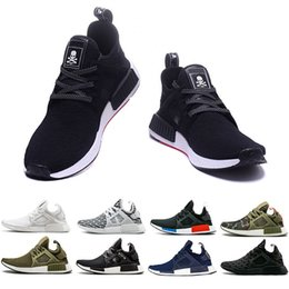 d6e06f27d Adidas nmd xr1 2018 Novo designer XR1 Primekint Mastermind Branco zapatos  chaussure Mulheres Homens tênis de corrida Esporte homem Designer Sapatilha  Olive ...