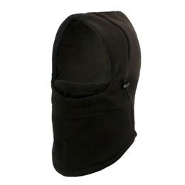 chapéus quentes do inverno Chapéus de lã para homens bandana crânio balaclava esqui snowboard pescoço mais quente máscara facial, Wargame Special Forces máscara de
