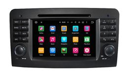 Wholesale Mercedes W164 - Android 7.1 Car DVD Player for Mercedes Benz GL   ML W164 ML300 ML350 ML450 ML500 with GPS Navigation Radio BT USB Stereo