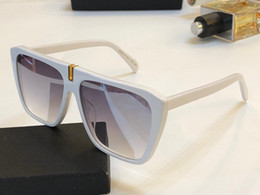 Marca de luxo das mulheres designer de moda quadro quadrado selvagem Óculos  de sol 7109 qualidade superior anti-UV400 óculos de sol tendência Simples  ... dfa98b7532