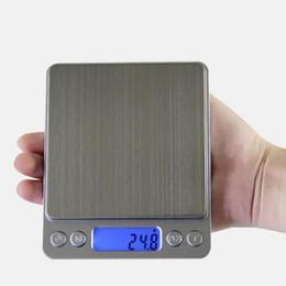 escalas colher atacado Desconto Mini Escala eletrônica Digital diz 0.01g Bolso Peso padaria de cozinha de jóias chamado escalas precisas 1 KG / 2 KG / 3 kg / 0.1g 200G / 500g / 0.01g USZ170