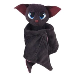 Wholesale Plush Bats - Wholesale Hotel Transylvania Plush Toys 18cm Dracula Bat Stuffed Animals Plush Dolls Soft Toy Brinquedo Children Birthday Gift