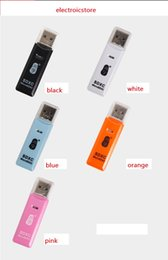 Wholesale Otg Mobile Card Reader - Universal Card Reader Mobile phone PC card reader Micro USB 2.0 OTG Card Reader OTG TF   SD flash memory
