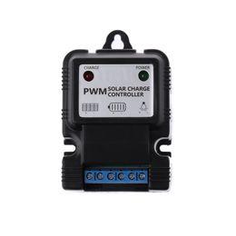 Regolatore di carica per pannello solare 12V 3A Regolatore caricabatterie PWM -Nuovo caldo da