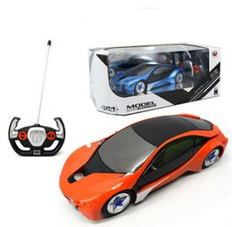 Wholesale Big Cool Cars - Cool verson 1:24 Concept racing car RC Electric Remote Control Toys 4CH Radio Controlled Car Classic Toys For Boys Kid Gift