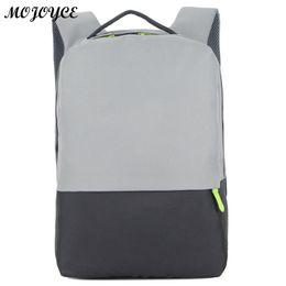 sacoche pour ordinateur portable 15,6 pouces Promotion Sacs à dos pour ordinateur portable pour ordinateur 15,6 pouces antivol sacs mâle gris sac à dos femmes loisirs sacs à dos pour les adolescents escolar