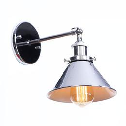 Usine En Gros Loft Industriel Applique Applique Vintage Edison ampoule lamparas de pared lumières lampen bougeoir ? partir de fabricateur
