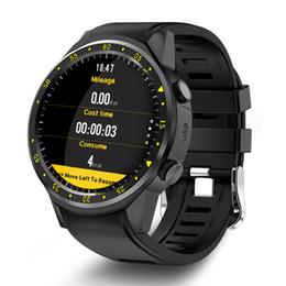 Relógio de pulso f1 on-line-F1 gps bluetooth smartwatch monitor de freqüência cardíaca smartwatch sim tf cartão relógios para android ios telefone relógio de pulso eletrônico