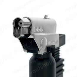 Wholesale Jet Flame Burner - New stylish personality design the latest technology HONEST dental burners butane gas jet welding micro torch gun windproof lighter