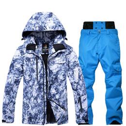-30 costume de ski de haute qualité mens spécialement pour les vêtements de snowboard imperméable coupe-vent Snow wear vestes et pantalons meilleur combinaison de ski ? partir de fabricateur