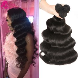 Wholesale Virgin Hair Brazilian Vendor - Virgin Brazilian Remy Hair Body Weave Hair Extensions Human Hair Vendors Softness and Elasticity SASSY GIRL