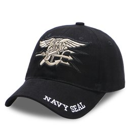 bcde125877b 2018 Cora Wang NEW US NAVY Team Tactical Baseball Cap Navy Seals Caps orras  Cotton Adjustable Bone Snapback Hat