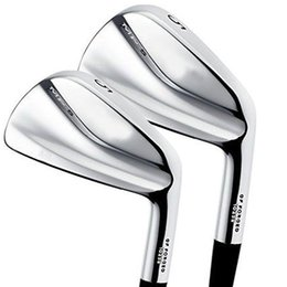 Wholesale gold dynamics - MP-5 Iron Set MP5 Golf Forged High Quality Irons 3-9P Dynamic Gold R300 S300 Steel Golf shafts Clubs set and Golf irons grips
