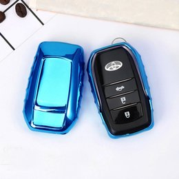 accessories camry Coupons - Car-covers TPU Soft Car Key Cover Case For key TOYOTA SPECIAL for CROWN PRIUS COROLLA VIOS CAMRY REIZ Keyrings Car Accessories